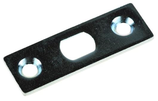 Schließplattl für Einlegestangen